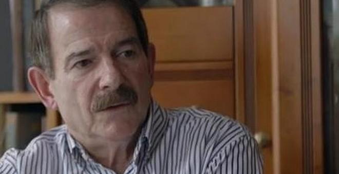 Gerardo Iglesias durante su participación en 'Salvados'.- YOUTUBE