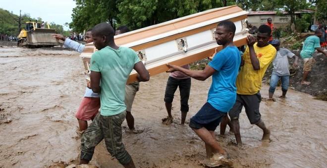 Resultado de imagen para haití tras Matthew