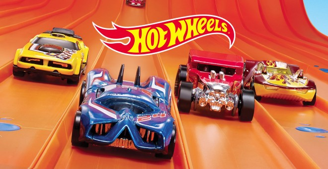Hot Wheels.