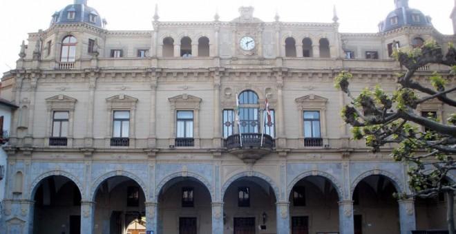 Ayuntamiento de Hernani (Guipúzcoa). WIKIPEDIA