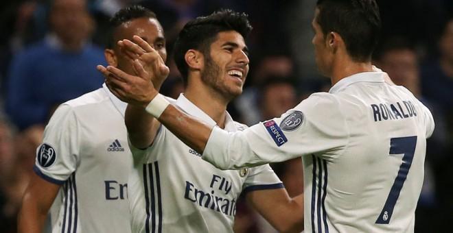 Champions: Real Madrid golea al Legia