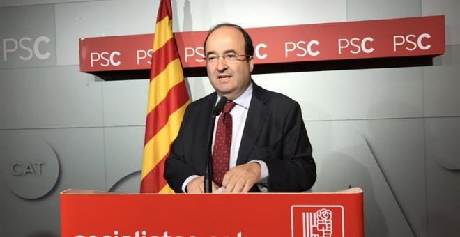 """Iceta reconoce que el """"no"""" a Rajoy puede provocar una crisis con el PSOE / EUROPA PRESS"""