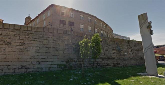 Imagen de la fachada del Hogar de San José de las Hermanas de la Caridad de Vigo. /GOOGLE