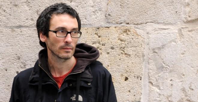 César Rendueles, autor de 'Sociofobia', acaba de publicar 'En bruto' (Catarata). / WILFREDO ROMÁN