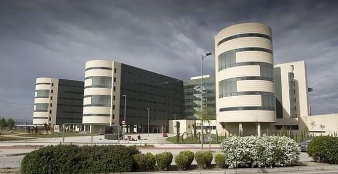 Instalaciones del nuevo PTS de Granada.