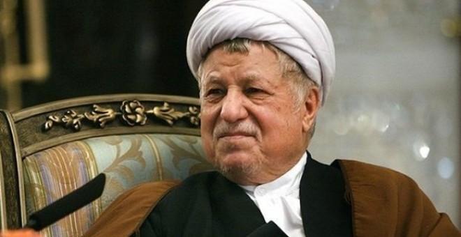 Akbar Hashemí Rafsanyaní, en una imagen de archivo. EFE