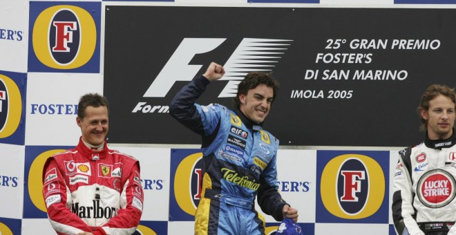 Fernando Alonso. /CORDON PRESS