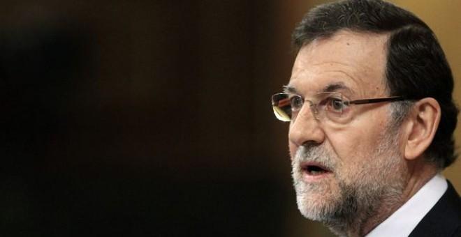 El presidente del Gobierno, Mariano Rajoy. EFE