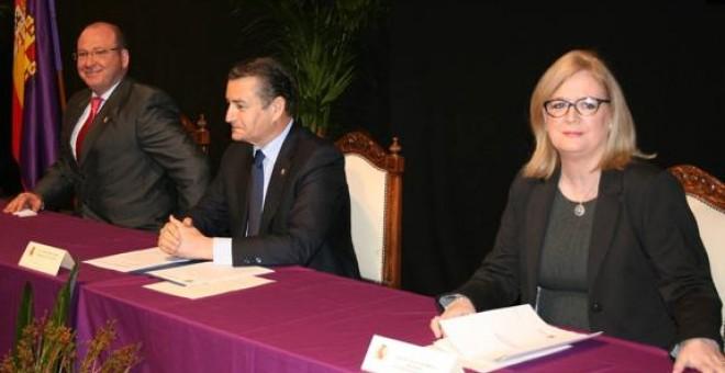 La subdelegada del Gobierno en Jaén, Francisca Molina.- EFE