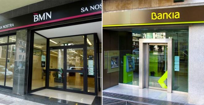 bankia plantea un ere de trabajadores por la fusi n