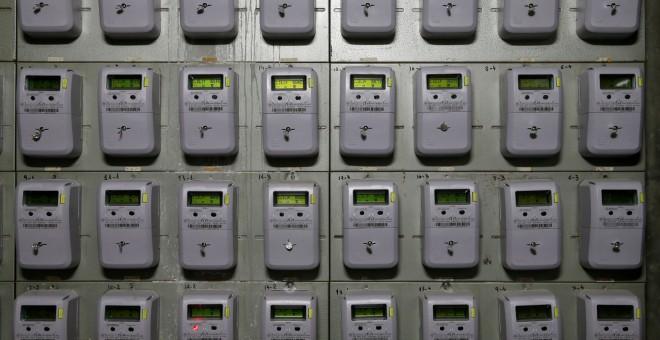 Contadores de la luz inteligentes /REUTERS