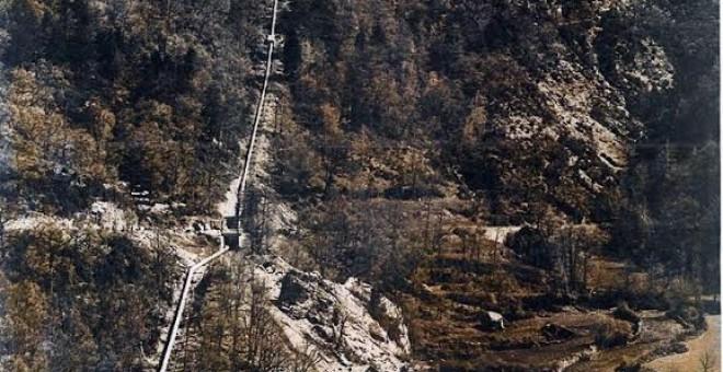 El Estado solo ha recuperado la gestión de la central de El Pueyo de Jaca, en el Pirineo