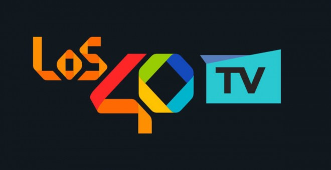 Logotipo de Los 40TV/ PÚBLICO