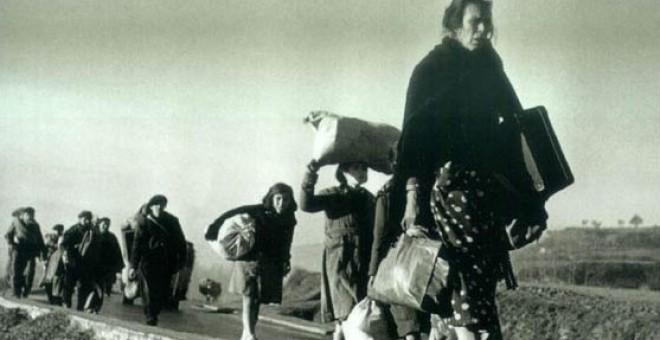 La tragedia de la carretera de Málaga-Almería fue una de las mayores de la Guerra Civil