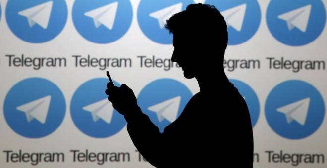 Telegram. /REUTERS