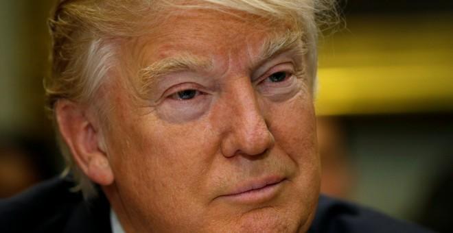 Trump REUTERS/Kevin Lamarque