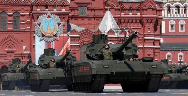 Rusia despliega en secreto un misil que rompe sus acuerdos con Estados Unidos