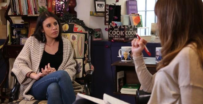 Irene Montero en 'Mujeres y Compañía'