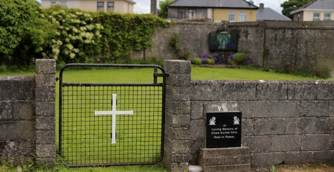 El antiguo centro de acogida católicó de Tuam, en el Condado de Galway. Reuters/Archivo