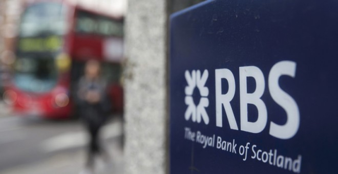 Logo del Royal Bank of Scotland