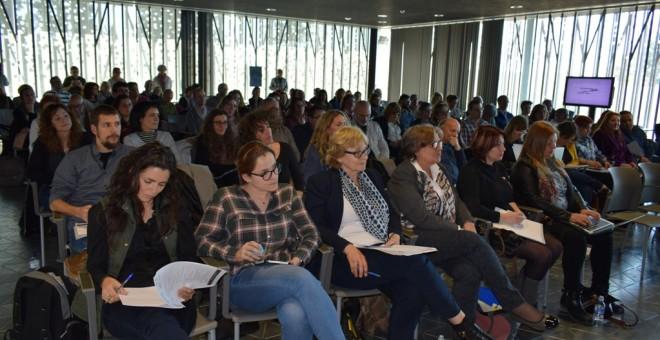 Imagen del seminario en Valladolid sobre pobreza y exclusión social en el medio rural / EAPN