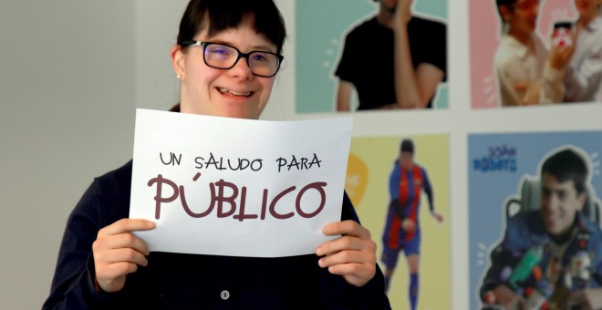 Anna Vives ha diseñado su propia tipografía que cuenta con más de 10 millones de descargas.