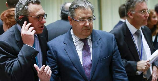 Inmigracion el ministro del interior anuncia tres nuevos Quien es el ministro de interior y justicia
