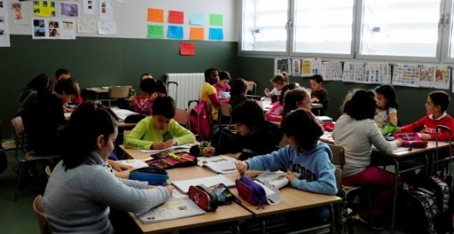 Las previsiones del Instituto Nacional de Estadística pronostican un descenso de más de 800.000 niños en edad de escolarización obligatoria para cada una de las dos próximas décadas.