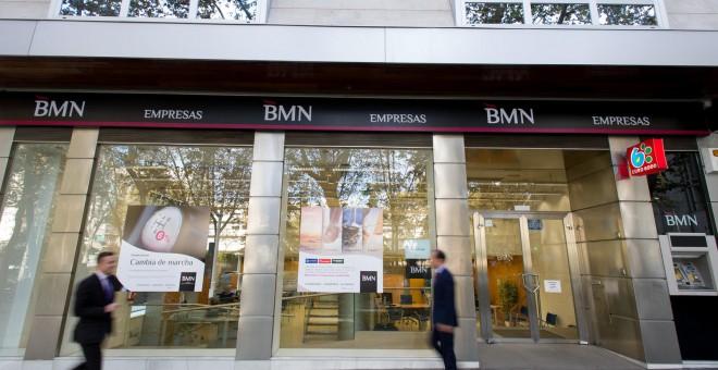 el presidente de bmn desea un proceso de fusi n con bankia