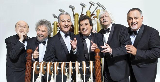 Les Luthiers, Premio Princesa de Asturias de Comunicación y Humanidades / EUROPA PRESS