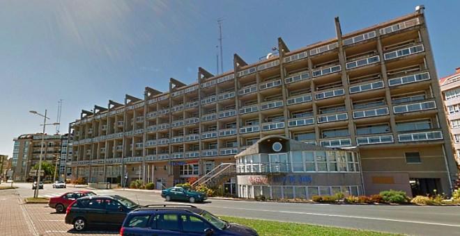 Hotel de Sada. Google Maps