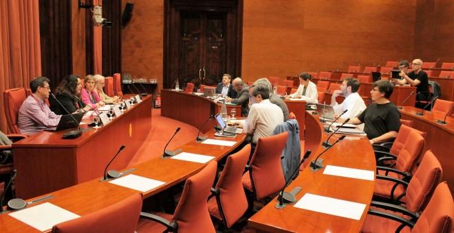 Comissió d'Investigació sobre l'anomenada 'Operación                Cataluña''