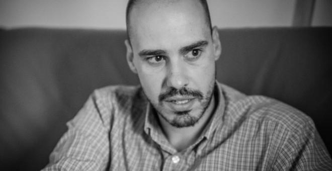 Pampliega: 'La culpa de secuestros como el mío es de la precariedad que imponen los medios'