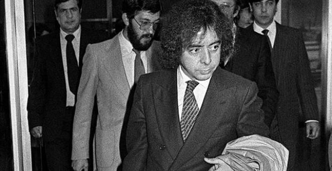 'Billy el Niño', exinspector de la policía de Franco. | EFE
