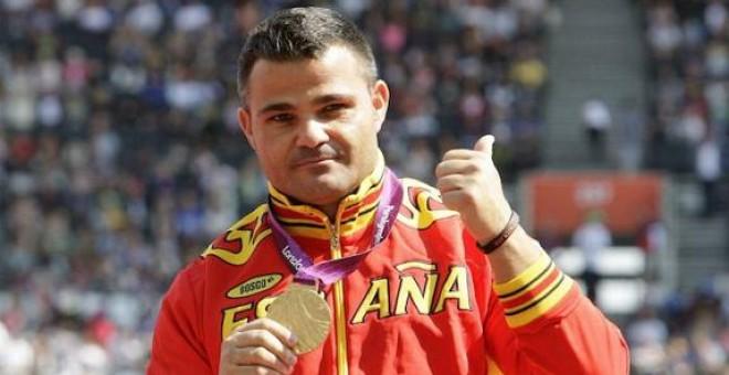 David Casinos, atleta paralímpico español