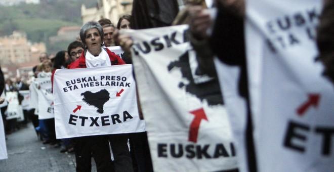 El acercamiento de presos de ETA sobrevuela la negociación entre Gobierno y PNV. - EFE