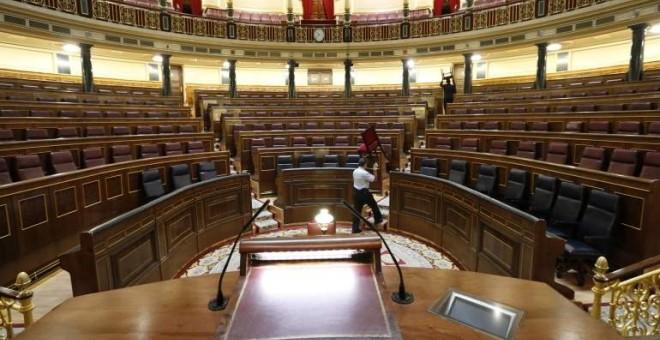 Congreso de los diputados./EFE
