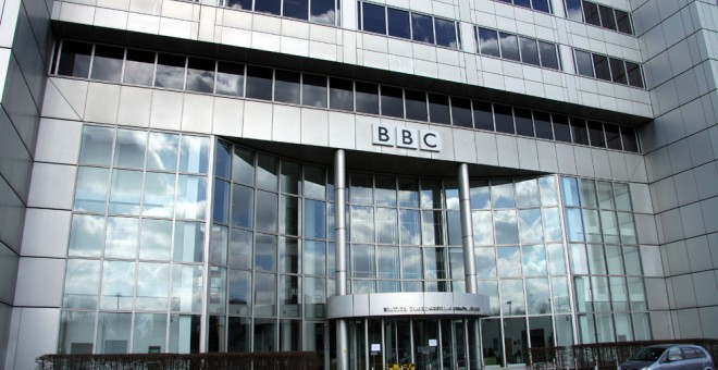 Edificio de la BBC en Londres / Wikipedia