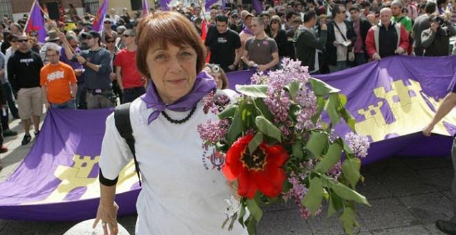 La activista y abogada Doris Benegas