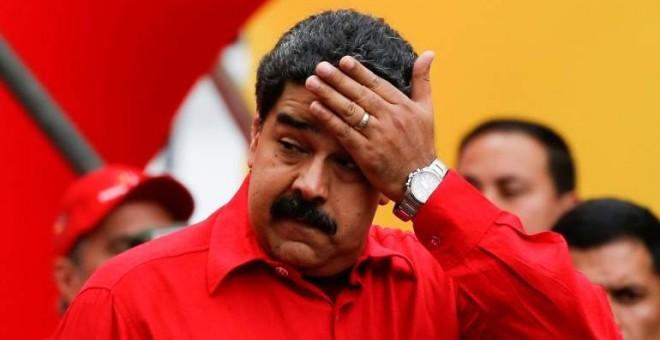 El presidente de Venezuela, Nicolás Maduro, en una imagen de archivo. REUTERS