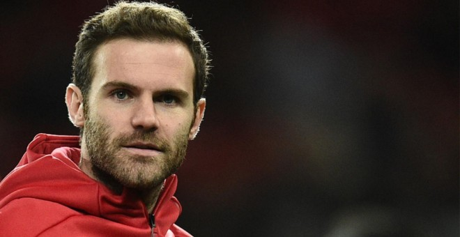 El futbolista español, Juan Mata / AFP