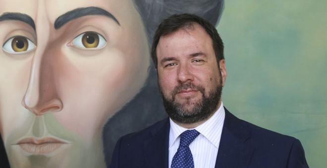 Yván Gil, viceministro para Europa del Gobierno de Venezuela