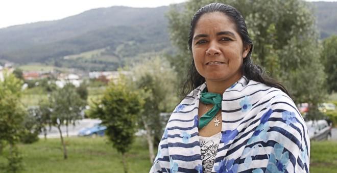 Perla Álvarez./ M.A.F