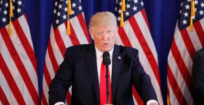Donald Trump.- REUTERS