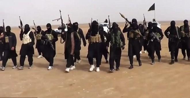 Las pistolas españolas, las más caras y deseadas por los yihadistas del ISIS