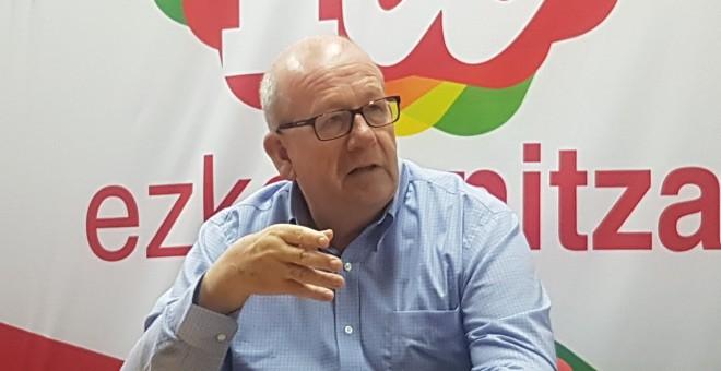 El abogado Simón Trinidad /Ezker Anitza