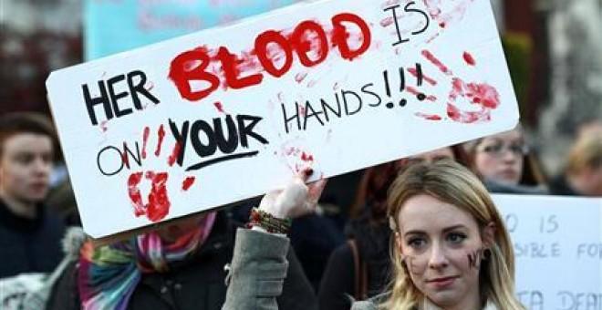 Irlanda dice 'sí' a liberalizar el aborto