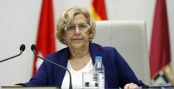 La alcaldesa de Madrid, Manuela Carmena / EUROPA PRESS