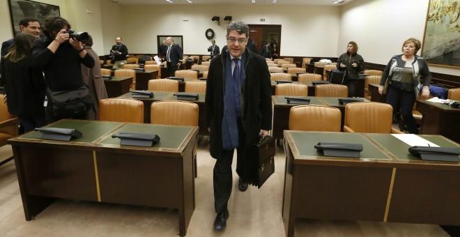 El ministro de Energía Álvaro Nadal ha sido la última incorporación al equipo económico de Rajoy.