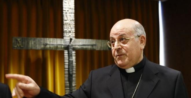 Ricardo Blázquez, presidente de la Conferencia Episcopal Española.- EFE